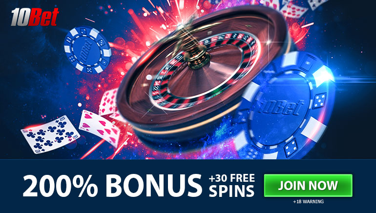 Introducing 10Bet Casino with an Awesome Bonus to Boot