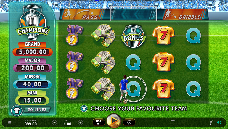 New Football Slots Coming Exclusively to Microgaming Casinos