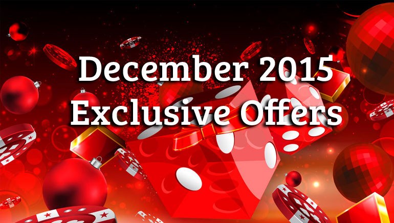 Be Jolly with Exclusive OCR Offers This December