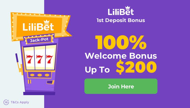 Lilibet Casino Providing $200 Welcome Bonus to New Players