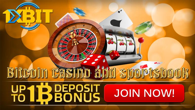 Double Your Bitcoin Deposit with 1xBit Casino's Welcome Bonus