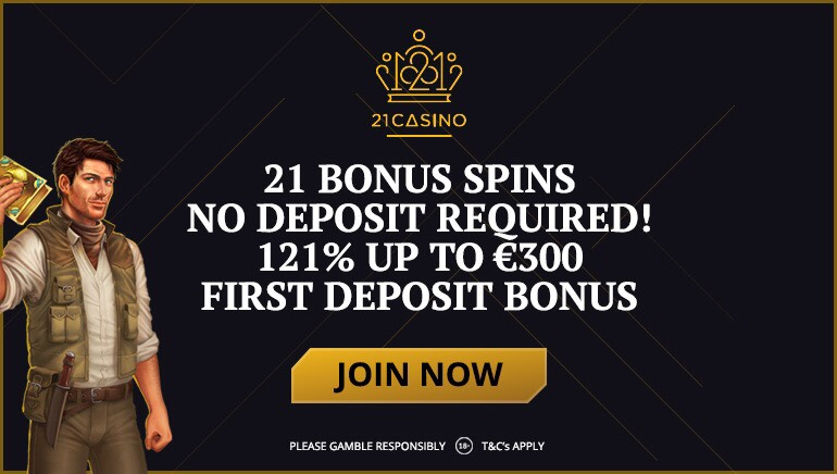 21 Casino Breathes Life into 'Book of Dead' Slot with 21 Bonus Spins Offer