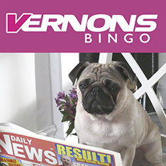 Vernons Bingo