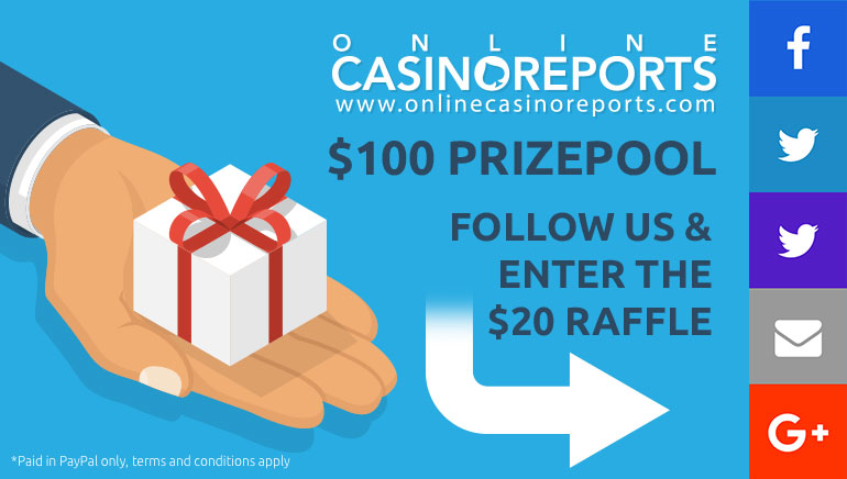Take Part in Our Exclusive $100 Prizepool Giveaway
