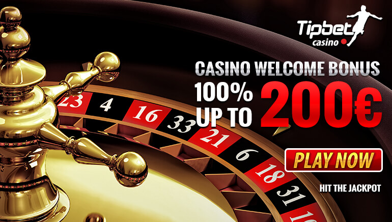 Double Your Deposit with Tipbet Casino's Welcome Bonus