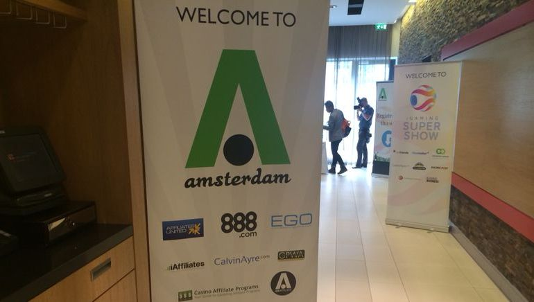 Commencing Today: 2014 Amsterdam Affiliate Conference
