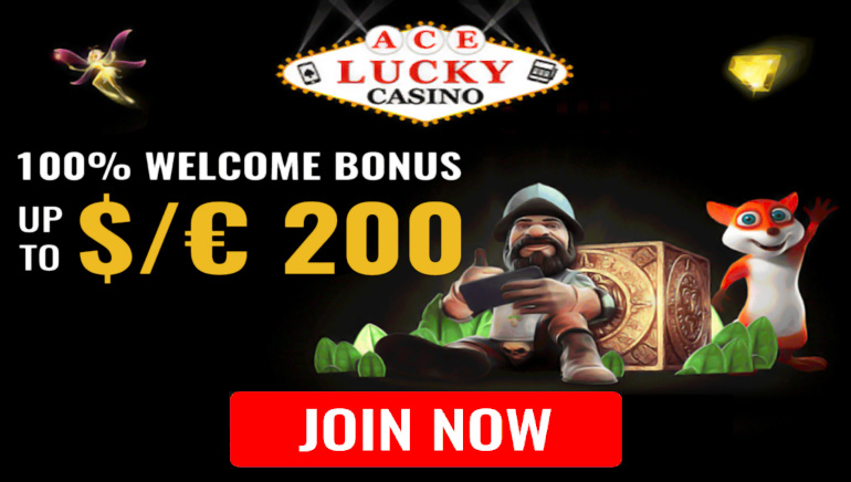 Boost Your Bankroll with Ace Lucky's Generous Welcome Bonus