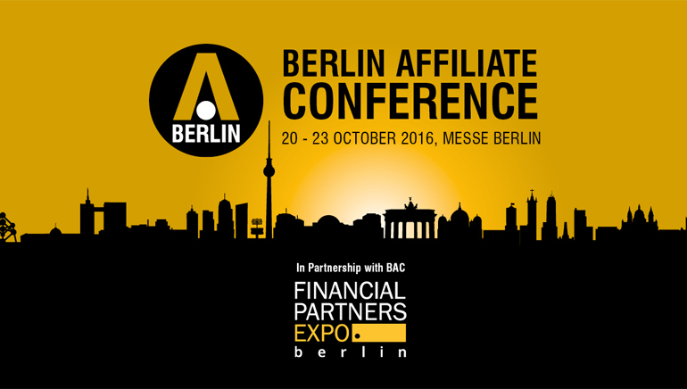 Berlin Affiliate Conference