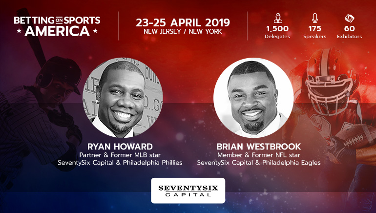 US Sports Legends to Take the Podium for Sports Betting at this year's Betting on Sports America