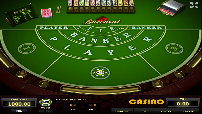 Free online baccarat casino games casino hotel maderia