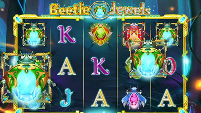 New Beetle-Themed Slot From iSoftBet Releases