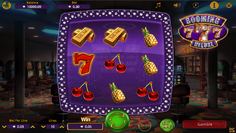 Booming Seven Deluxe Slots - Play for Free Instantly Online
