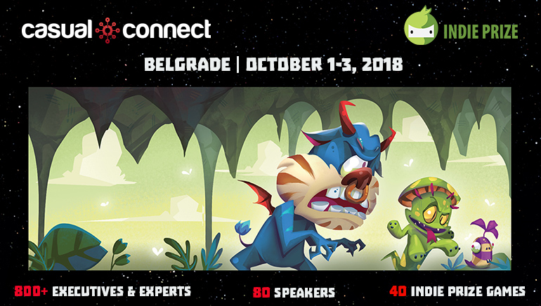 Casual Connect Eastern Europe Comes to Belgrade in October