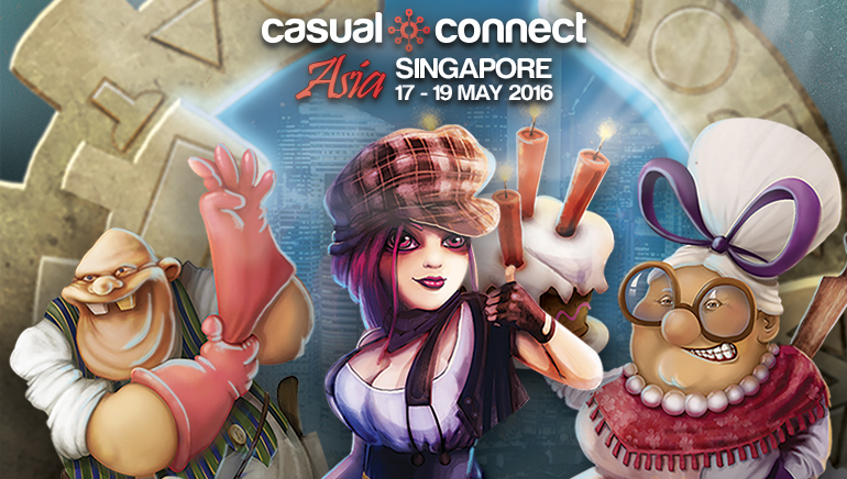 Casual Connect Asia to Take Place Next Week