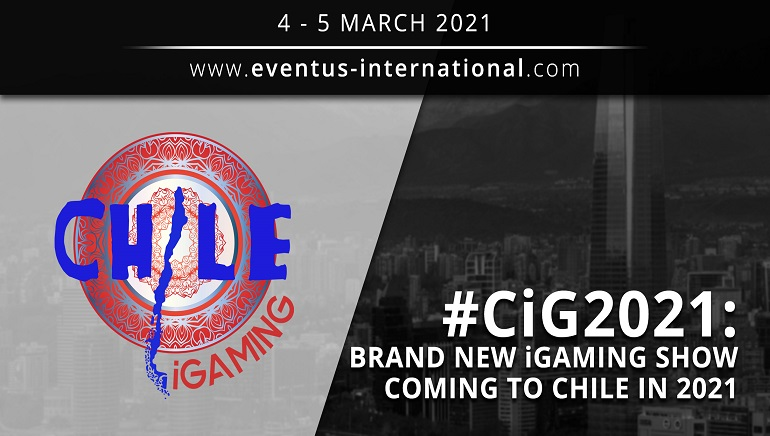 Chile Joins the Big Leagues of iGaming Conferences in 2021 with Chile iGaming 2021