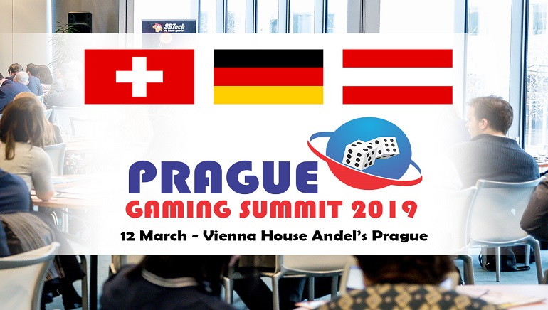 Key Trends of the New DACH Market Region Will Be Among the New Insights at Prague Gaming Summit 2019