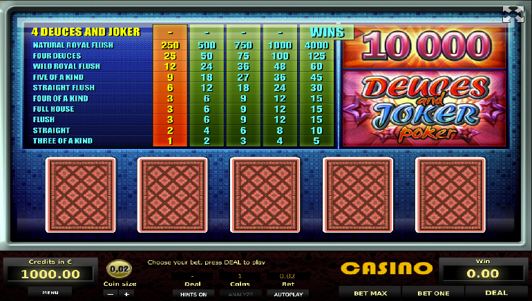 casino online 888 com poker joker