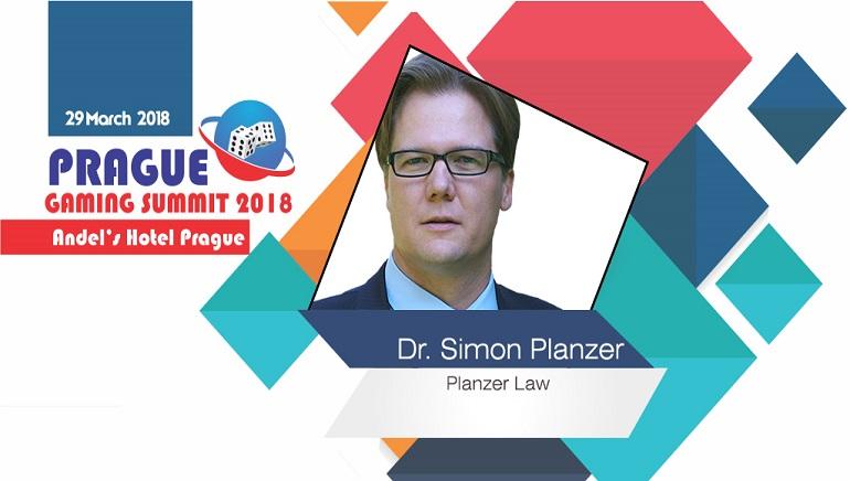 Dr. Simon Planzer to Discuss Upcoming Swiss Referendum at Prague Gaming Summit 2018