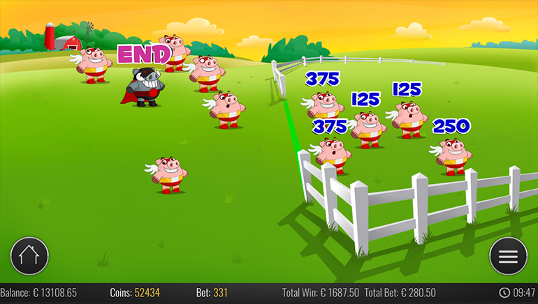 Play'n GO Expands Selection of Bingo Games With Release of Flying Pigs and Bugs Party