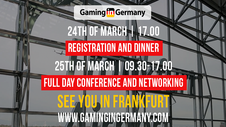 Germany Unites: and Gaming in Germany Ushers in a New Era in Frankfurt