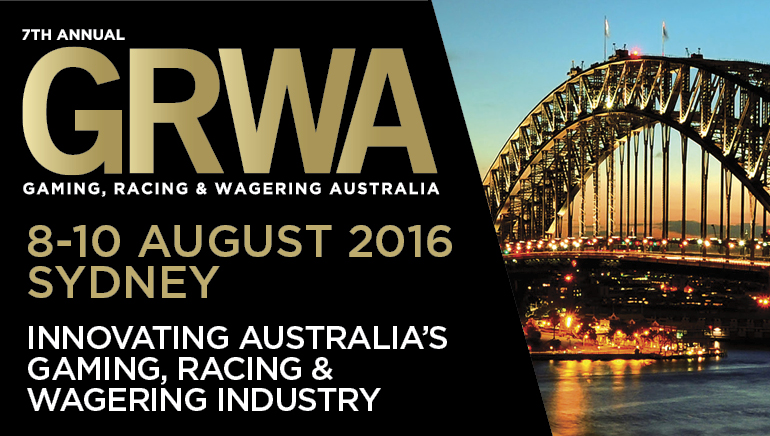 Gaming, Racing, Wagering Australia Conference