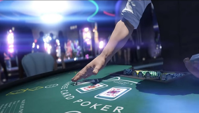 GTA Online Opens Diamond Casino in New Update
