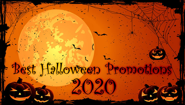Check Out These Fun & Spooky Promotions This Halloween