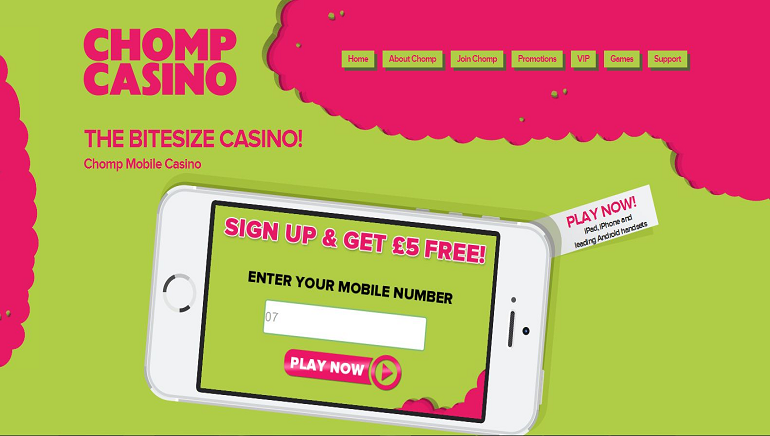 Chomp Casino Review – Is this A Scam or A Site to Avoid