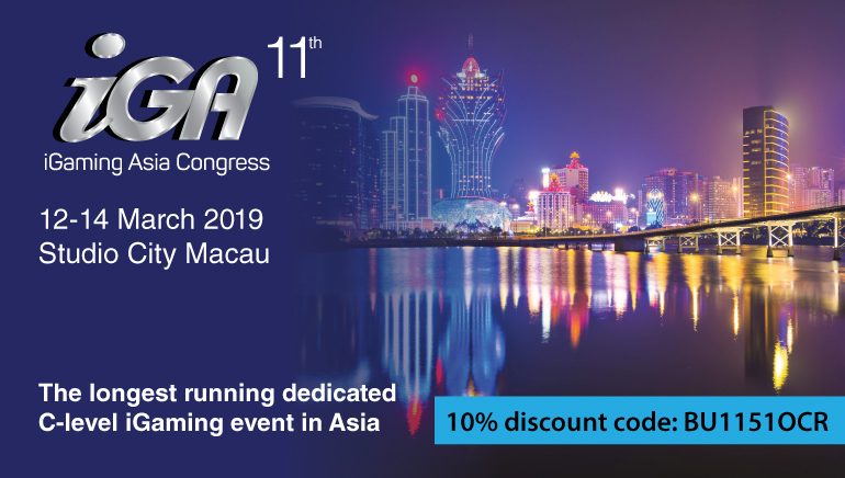 iGaming Asia Congress (iGA)