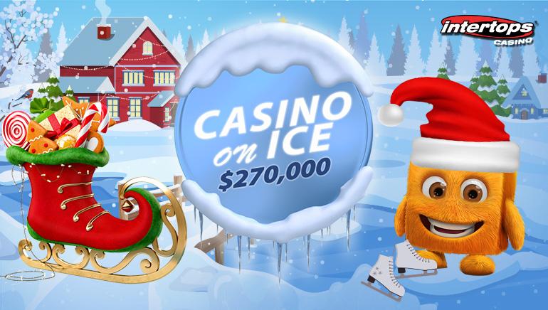 $270,000 Casino On Ice Bonus Contest At Intertops Casino