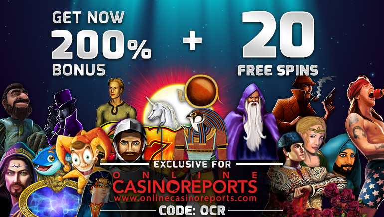 Get an Exclusive 200% Bonus and 20 Free Spins at Lapalingo Casino