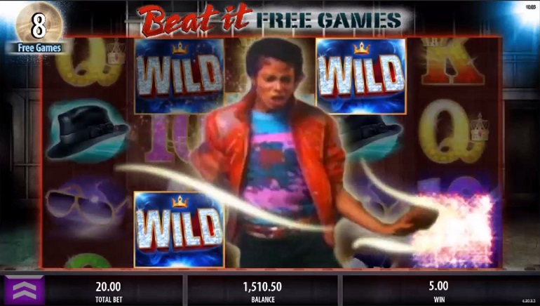 The King of Pop Leads the New Line-up at bet365 Games