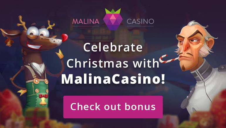 Uncover Mysterious Prizes Hidden Inside Malina Casino Christmas Calendar