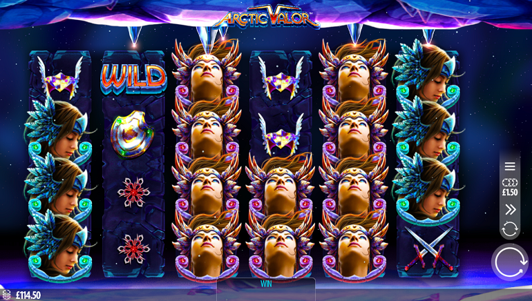Microgaming Announces Partnership With Crazy Tooth Studio Launching Arctic Valor Slot