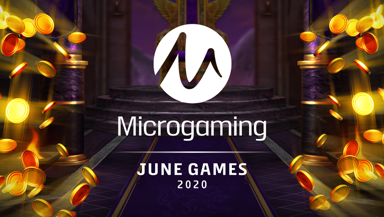 Microgaming's June Exclusive Games at a Glance