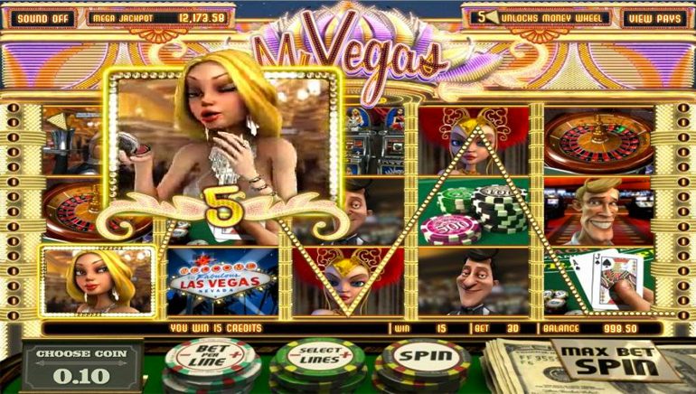 Big Vegas™ Slot Machine Game to Play Free in Ballys Online Casinos