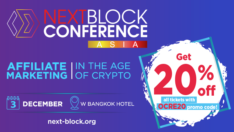 NEXT BLOCK ASIA 2.0 Sends 2019 Out with a Crypto Bang