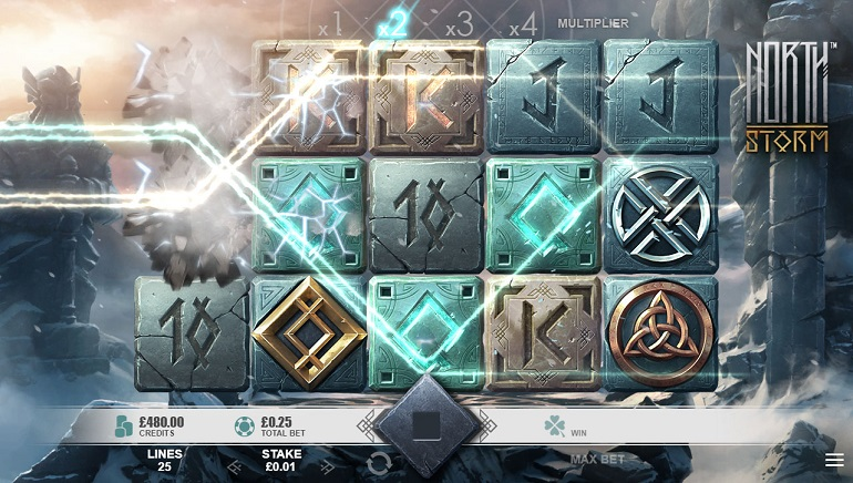 Slot Review: North Storm by Rabcat