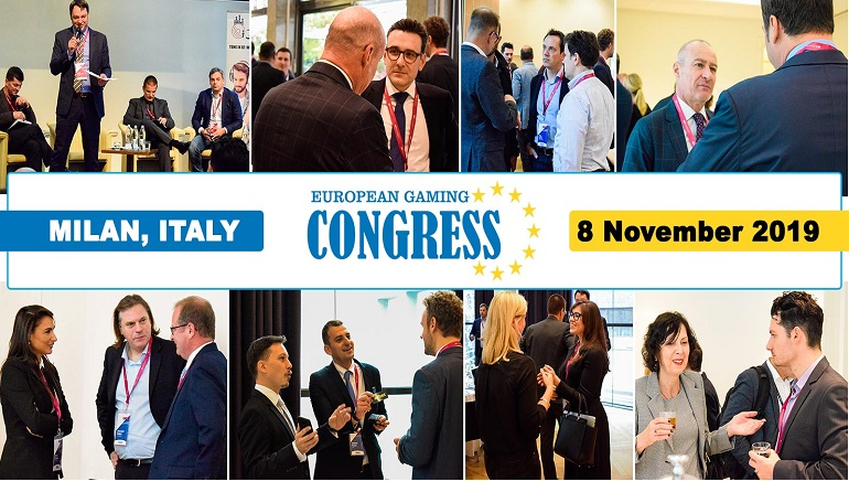 European Gaming Congress 2019 Gets Serious About Italy Market Today