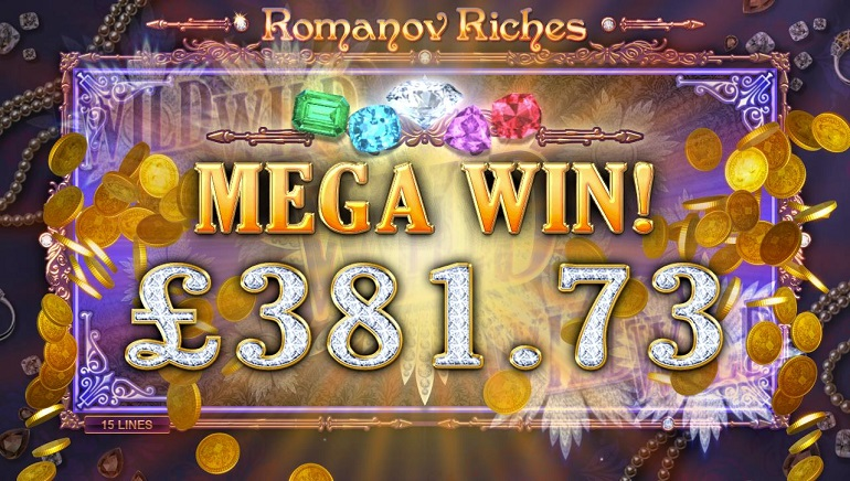 Uncover Old Fortunes With New Romanov Riches Slot by Microgaming