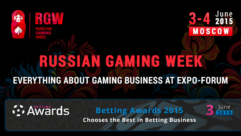 Russian Gaming Week Conference In Moscow This June