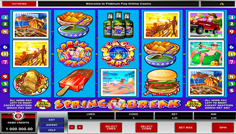Wake up and Smell the Flowers: Spring Themed Slots