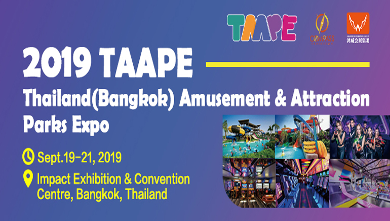 TAAPE – Thailand (Bangkok) Amusement & Attraction Parks Expo
