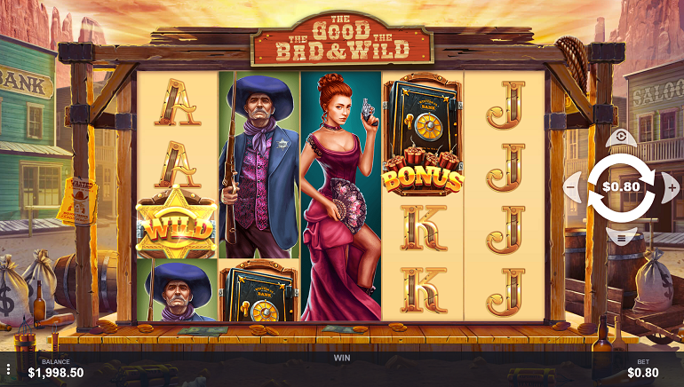 Go Back to the Old West with Pariplay's The Good, The Bad, & The Wild Slot