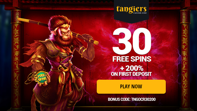 One Big Bonus Package to Claim at Tangiers Casino