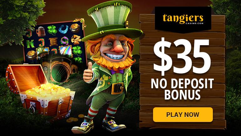 Get $35 No Deposit at Tangiers Casino