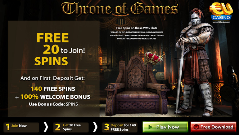 Throne of Games – The Hottest Slots Promotion Everyone Is Talking About