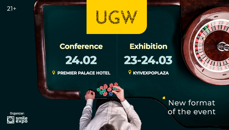 Two Part Ukrainian Gaming Week Rescheduled to Welcome All and Maximize New Market Opportunitie