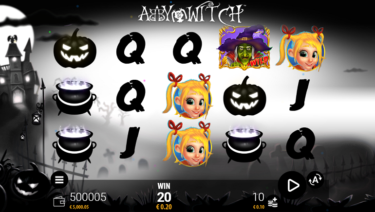 Do You Dare to Play Zeusplay's New Slot, Abby and the Witch?