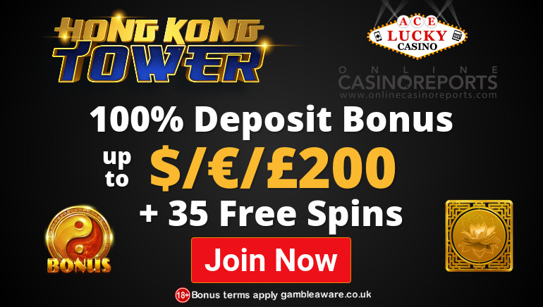 Climb the Tower & Claim Big Wins at Ace Lucky Casino